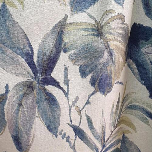 Tissus rideaux et stores motif végétal