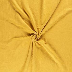 Tissus enfant coton uni jaune