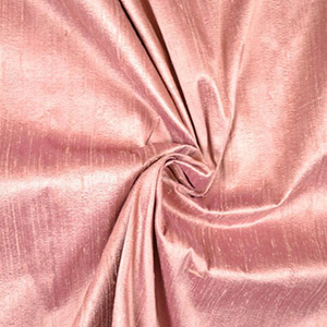 Tissus haute couture soie rose