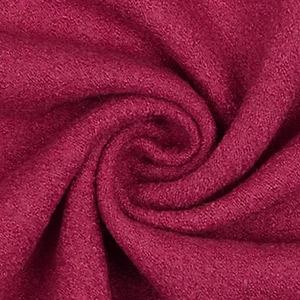 Tissus prêt-à-porter laine rouge