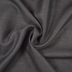 Tissus prêt-à-porter en lin gris