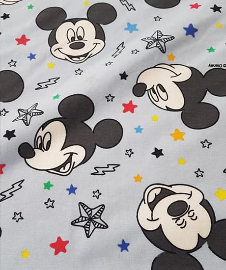 Tissus enfant licence Mickey